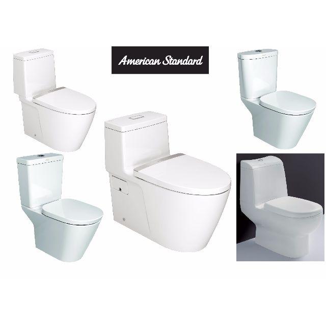 American Standard Toilet bowl, Furniture on Carousell
