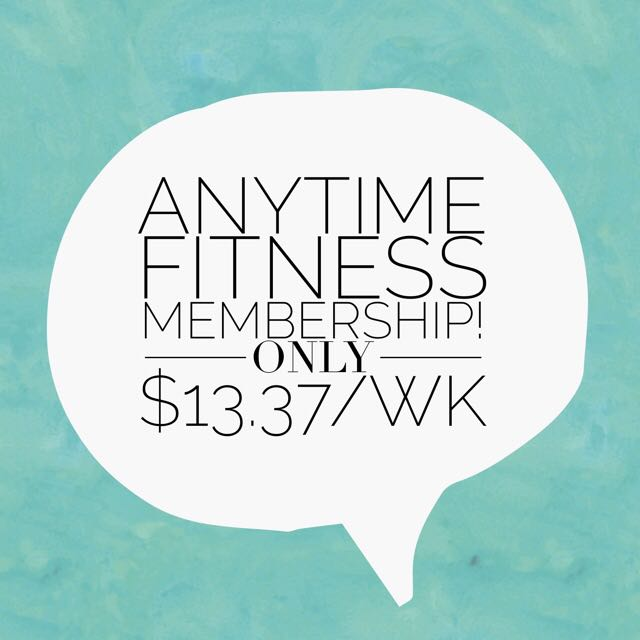 Anytime Fitness Membership Transfer