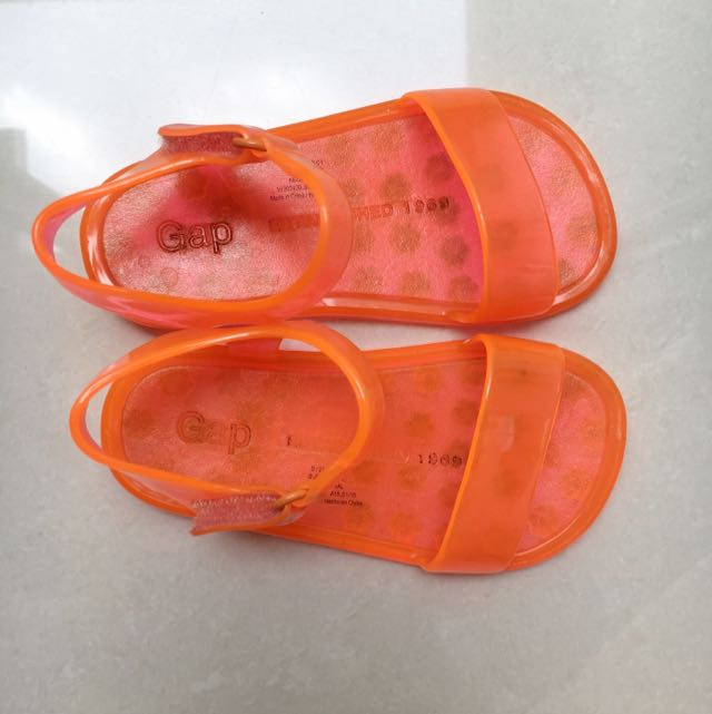 Baby GAP Jelly Sandal