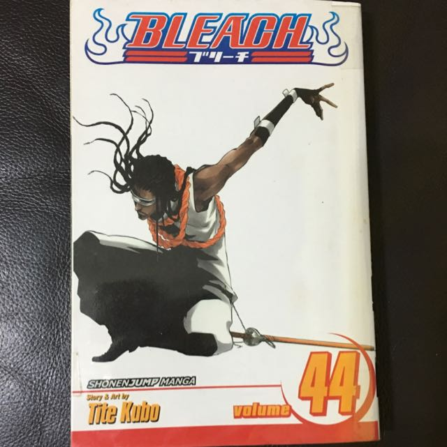 Bleach The World S Most Popular Manga Books Stationery On Carousell