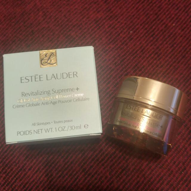 Brand New Estee Lauder Revitalizing Supreme + Cream