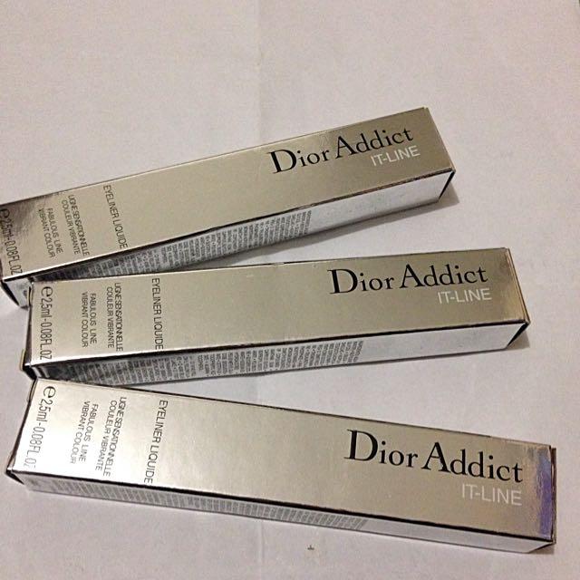 Dior Addict It Line