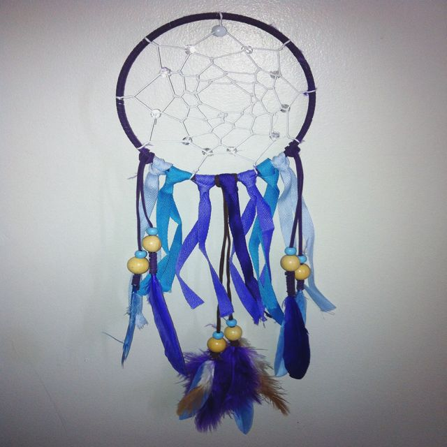 Midnight Sparkle Dream Catcher