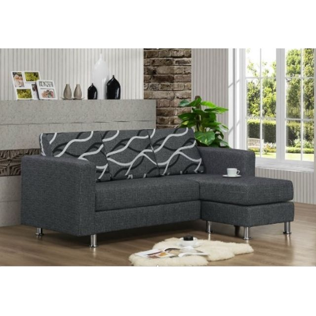 Fabric L Shape Sofa New From Manufacturer Furniture Sofas On