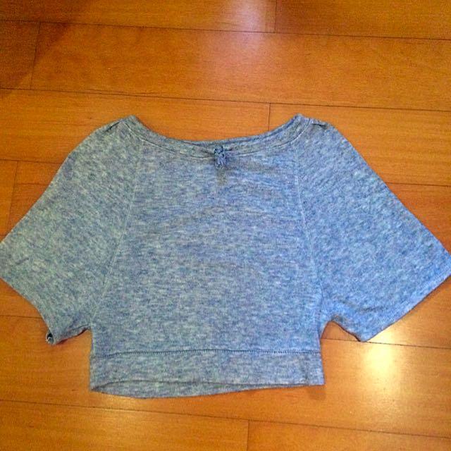 Flanel Bat Sweater