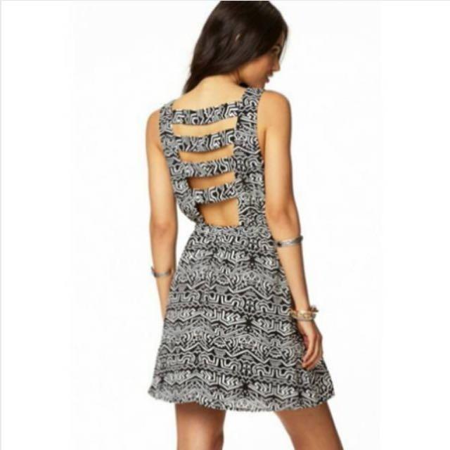 FOREVER 21 Tribal Dress