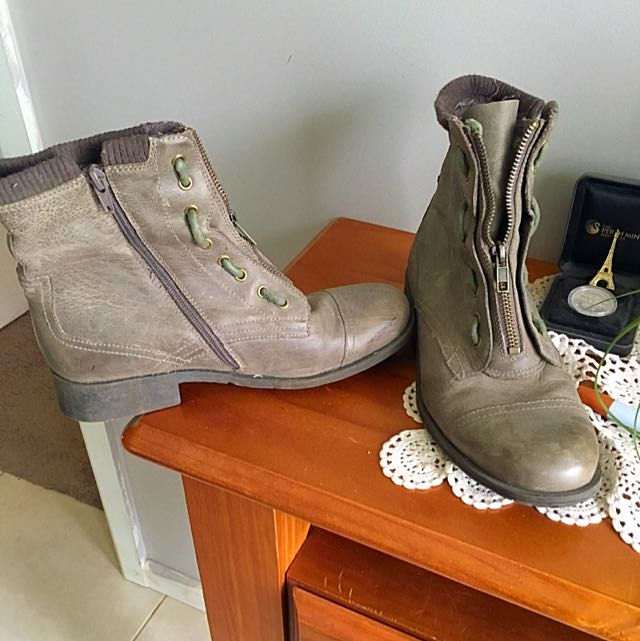 Genuine Tony Bianco Boots
