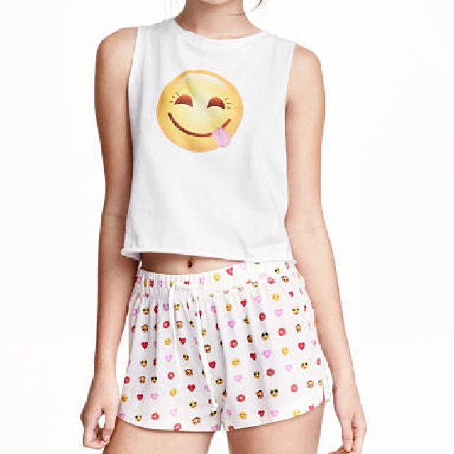 H&M Emoji set