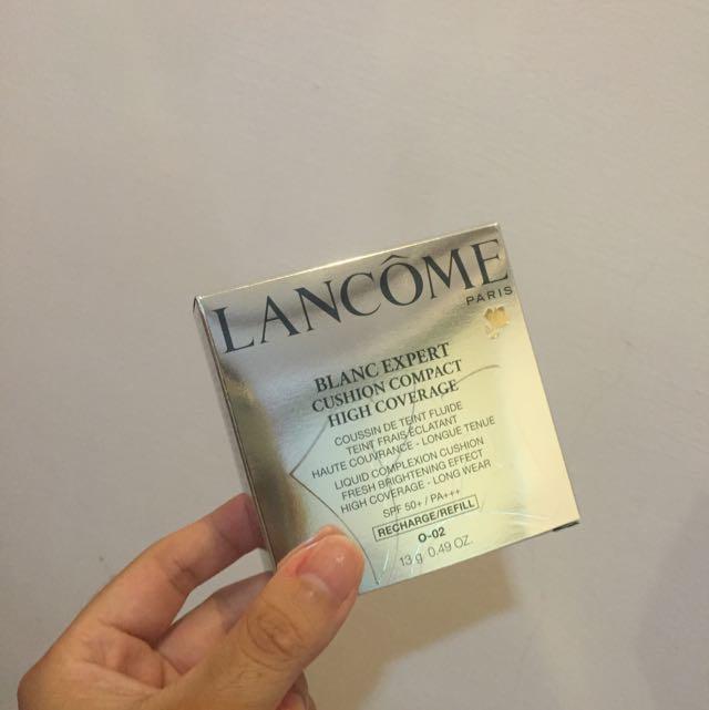Lancôme 蘭蔻激光煥白氣墊粉餅(無暇持久版)