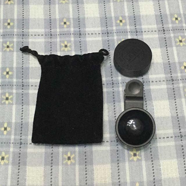 LENS 0.4x廣角鏡頭