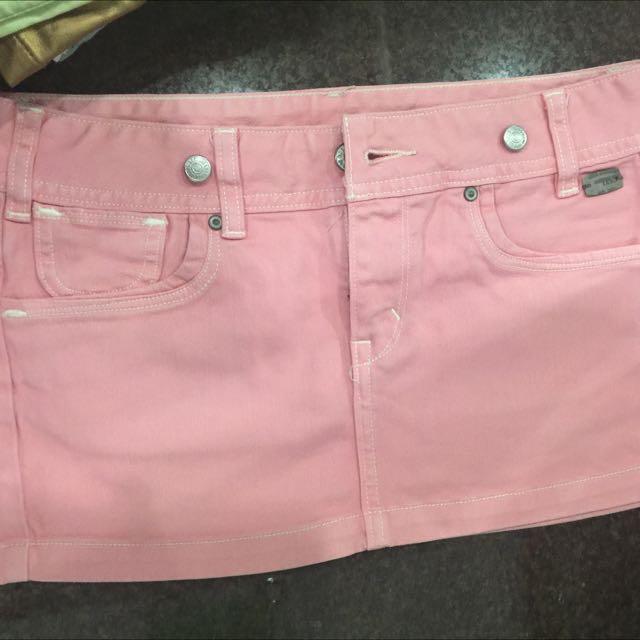 LEVIS Mini Skirt