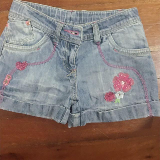 Lilliput Brand Shorts