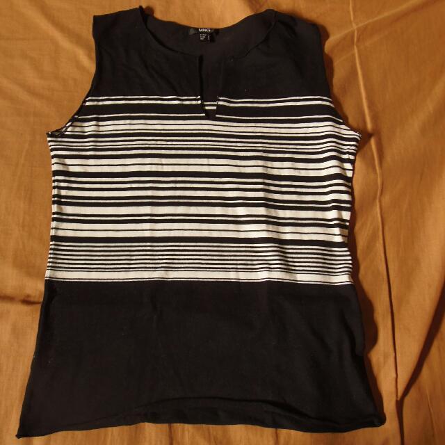 Mango Stripe Dress