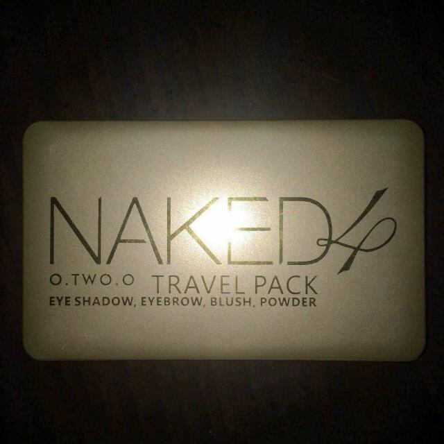 Naked4 Travel Pack