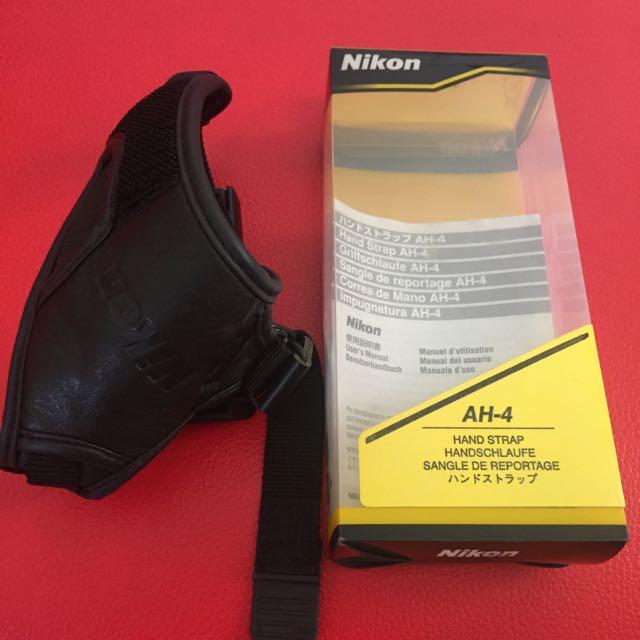 Nikon Ah-4手腕帶