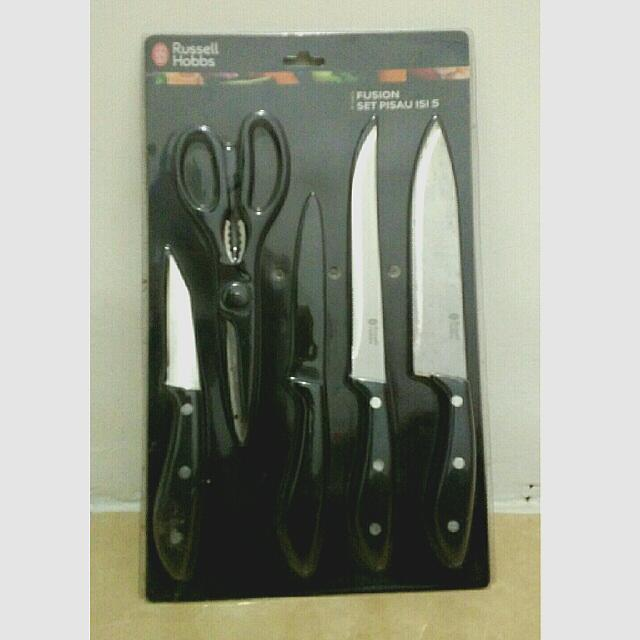 Russell Hobbs Set Knife