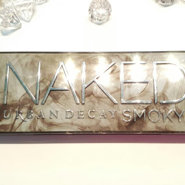Selling The Naked Smokey Pallet
