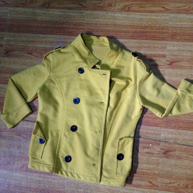 Semi Formal Coat