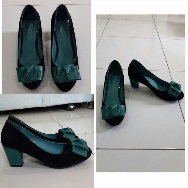 Sepatu Medium Heel