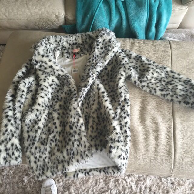 Super Funky Fur Coat