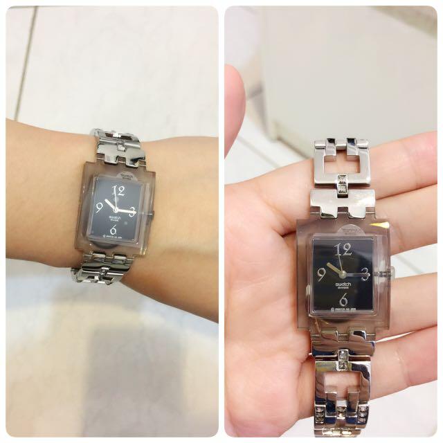 swatch 女性手錶