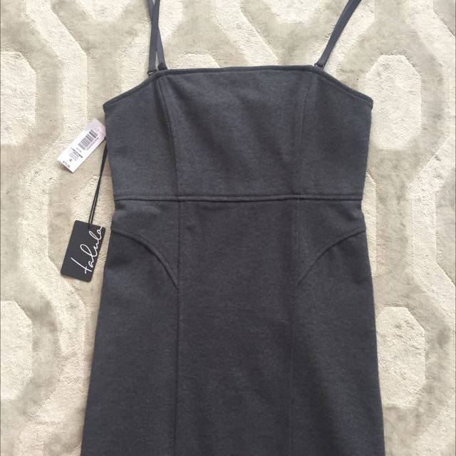 Talula Fitted Dress Brand New With Tags Size 6