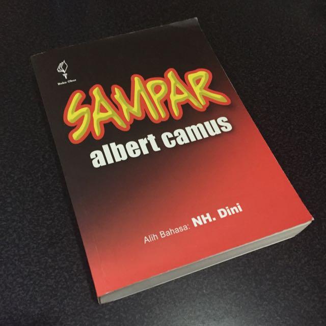The Plague (Sampar) - Albert Camus (terjemahan)