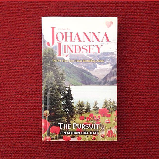 The Pursuit- Johanna Lindsey