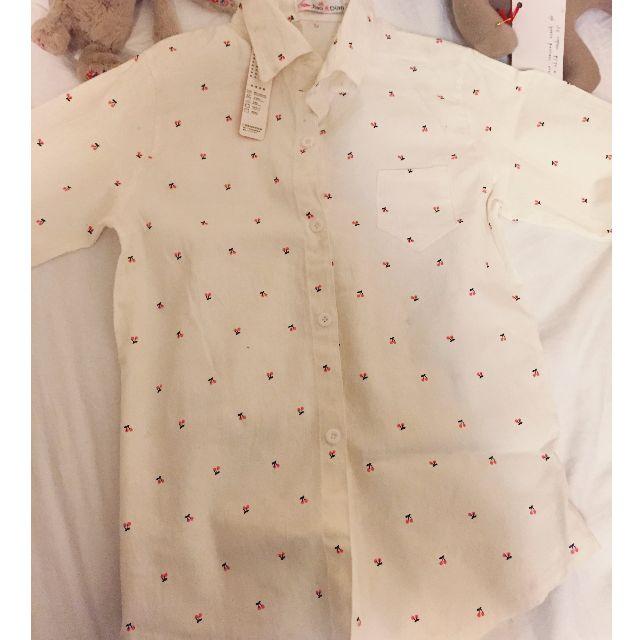 White Shirt Cherries