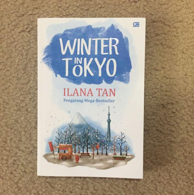 Winter In Tokyo - Ilana Tan