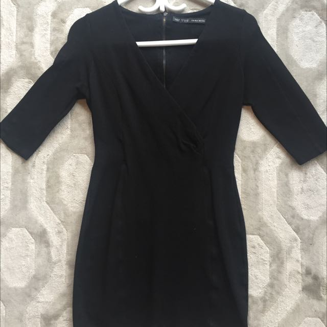 Women's Zara Dress Black