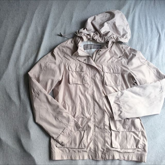 Zara Waterproof Windbreaker