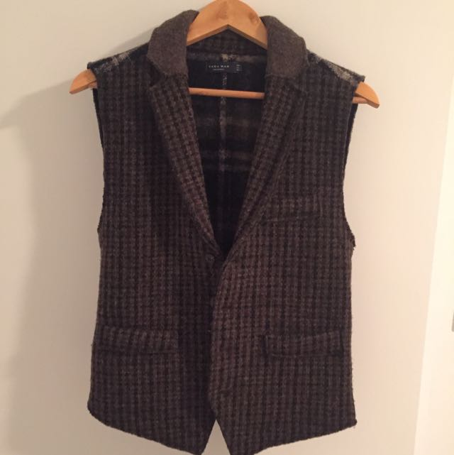Zara Wool Vest
