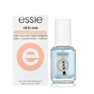 ESSIE 3-Way Glaze 三合一護甲油 底油+亮油+硬甲三效合一 15ML