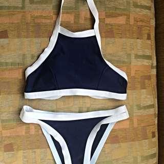 Haltered Bikini