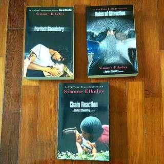 Perfect Chemistry Series (Simone Elkeles)