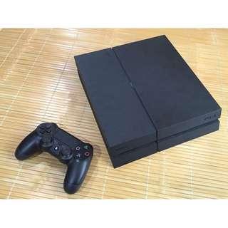 PS4 1207 500G + 單手把