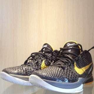 "Nike Zoom Kobe VI ""Black Mamba"" 黑曼巴 六代"