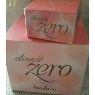 買大送小 韓國正品購回banilaco 卸妝霜