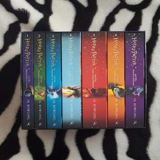 *Brand New* Harry Potter Boxset