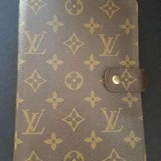 Pre Loved GENUINE Louis Vuitton Monogram Agenda/ Diary