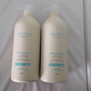 NAK Shampoo & Condtioner