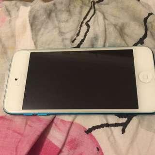 Apple I Pod 5th Gen 32gb Blue Clr