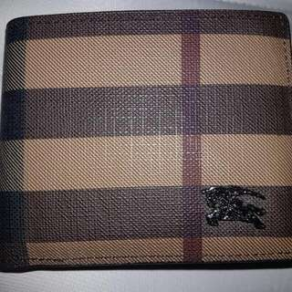 New Burberry Wallet
