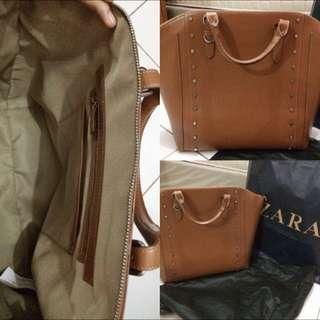 Zara stood brown ORI