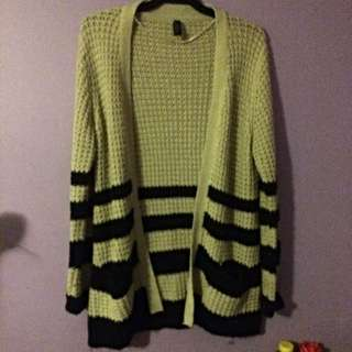 Knitted Cardigan Size 18