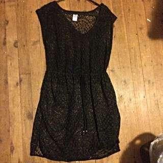 Beach Lace Dress One Size