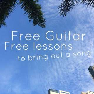 Free Lessons Free Guitar