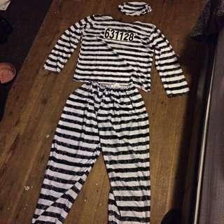 Jail Costume