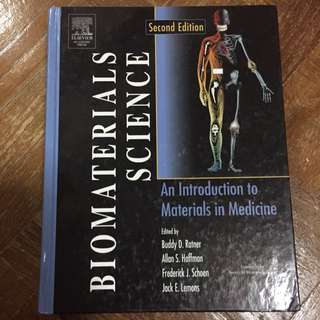 An Introduction To Materials In Medicine